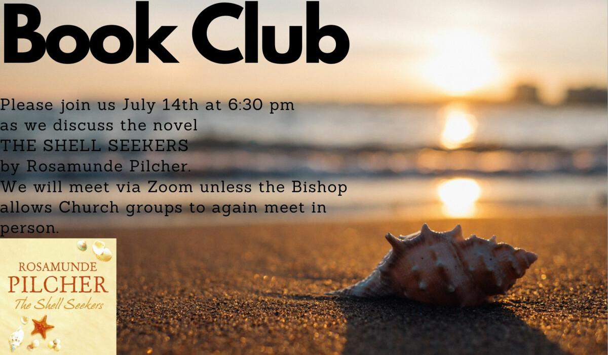 Annunciation Book Club -July Meeting